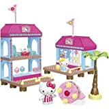 Mega Bloks Hello Kitty Boardwalk Play Set
