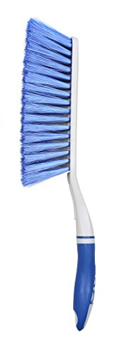 Perfect Life Ideas Cleaning Brush With Hard & Long Bristles For Car Seat/Carpet/Mats (Multi Color)