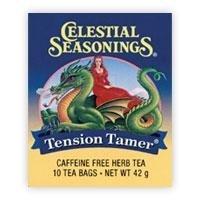 Tension Tamer Celestial Seasonings 20 Teebeutel (Tension Tamer Tee)