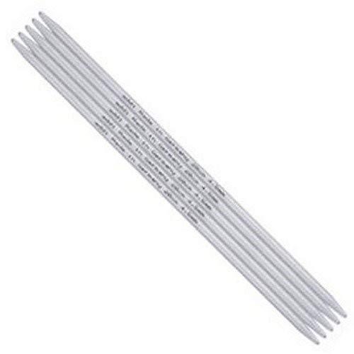 ADDI Strumpfstricknadel-Nadeln, Aluminium, 10cm, 2,0mm -