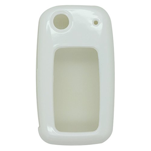 paint-color-shell-key-case-cover-fit-for-volkswagen-skoda-seat-flip-remote-key-white