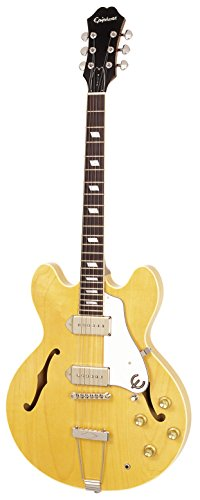 EPIPHONE ELITIST 1965 CASINO OUTFIT   GUITARRA ELECTRICA  COLOR NATURAL