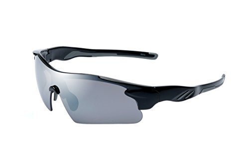 RAVS Radsportbrille Sportbrille Fahrraddbrille Radbrille Kitesurfing Sonnenbrille Schutzbrille