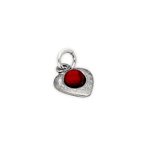 ciondolo-thecharmworks-in-argento-sterling-a-forma-di-cuore-con-pietra-rossa-centrale
