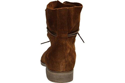 GABOR - Damen Stiefeletten - Schwarz Schuhe in Übergrößen Ranch