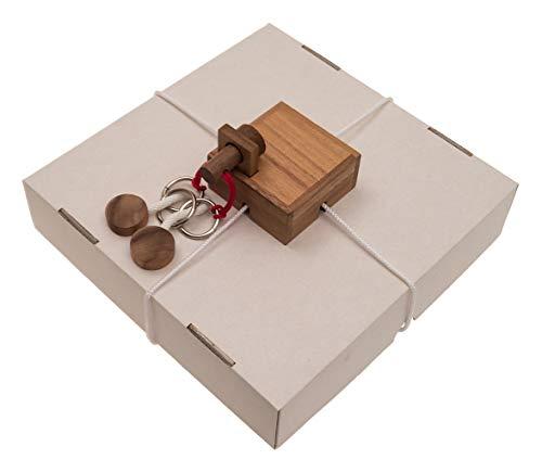 - Kreatives Geduldsspiel als Geschenkverpackung für Erwachsene und Kinder, Modell:2 ()
