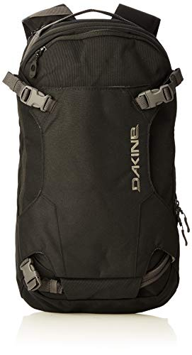 Dakine Heli Pack 12l Packs&Bags, Hombre, Black, One Size