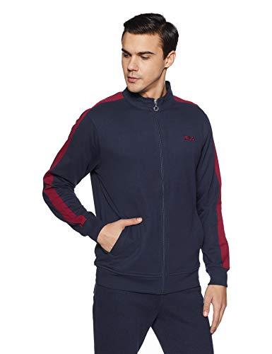 Fila Men's Sweatshirt (12006991_Pea_M)