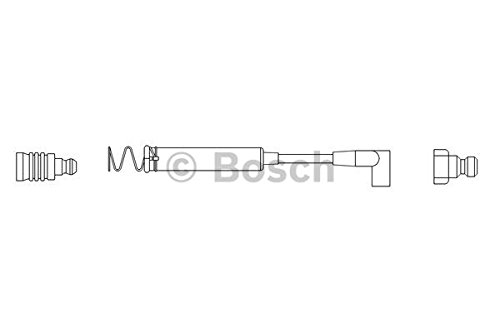 Bosch 0986356084 H.T. Ignition Cable