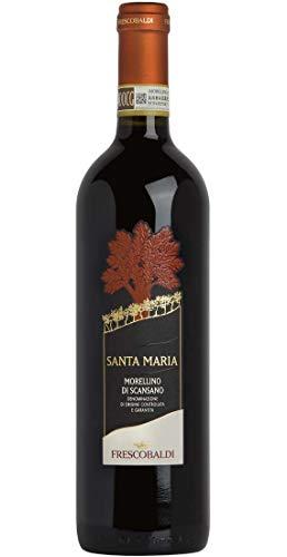 """Marchesi De Frescobaldi - Morellino Di Scansano Igt """"Santa Maria"""" - 6 Bottiglie da 0.375 lt."""
