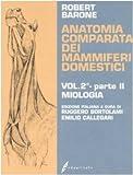 Anatomia comparata dei mammiferi domestici: 2\2