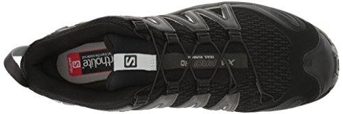 Salomon XA Pro 3D, Chaussures de randonnée homme noir gris