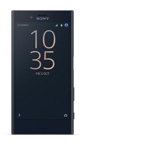 "Sony Xperia X Compact Universal - Telefono movil con pantalla de 4.6"" (Qualcomm Snapdragon 650 64 bits, memoria interna de 32 GB, memoria RAM de 3 GB, camara de 23 MP, 1280x720, 4G, Android) negro"