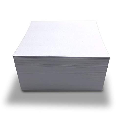 younikat Ersatzpapier für Projektor Zeichenspaß - quadratisch I Papier-Zuschnitte in 10,5 x 10,5 cm zum Nachfüllen I 500 Blatt I dv_428