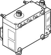 Festo 552134Modèle Sopa-cm1h-r1-hq6–2N-m12Air Gap Sensor