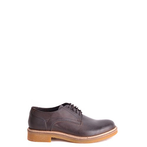 Base London Lincoln, Chaussures Lacées Homme Brun