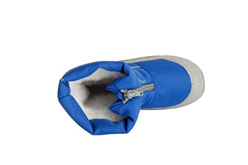 ANTIS, Bottes pour Fille Bleu