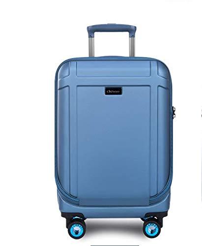 Multifunktionales Smart-Gepäck-Ladegerät, automatisches Wiegen, mit Bluetooth-Lock, GPS-Positionierung, Trolley, mit Teleskop-Ladung, intelligentes Laden - Gps-lock