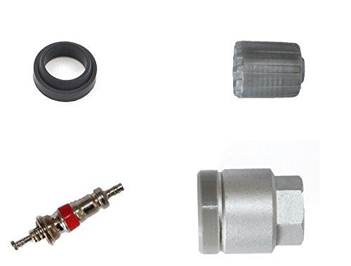 4x presión neumáticos sensor rdks mercedes a-Klasse w176 original