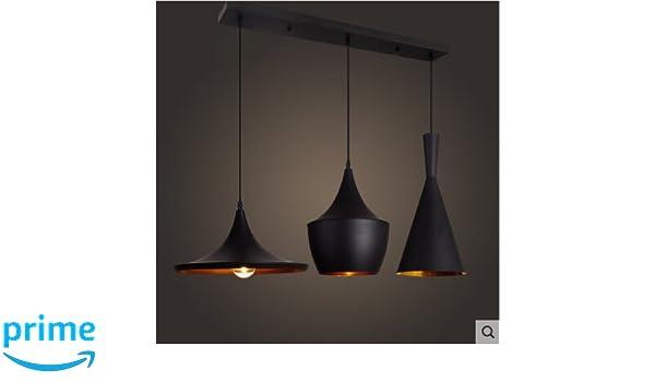 Plafoniere Soffitto Industrial : Industrial vintage lampadario a sospensione moderno e minimalista