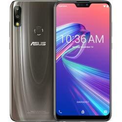 ASUS - Zenfone Max PRO M2 ZB631KL Gris 64 Go, 4Go de RAM, Android 8.1, 6.3 pouces