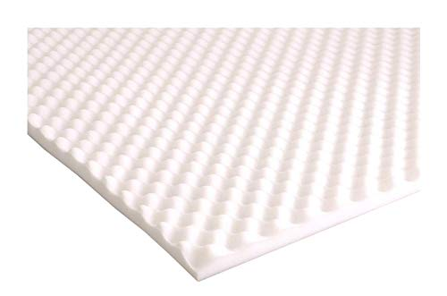 Mousse Egg Box prise en charge de la douleur Surmatelas/Pad, Mousse, King