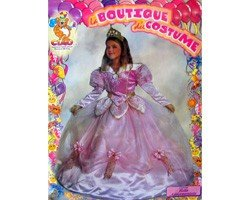 Ciao 10130 - Bella Addormentata costume Carnevale Atelier (8-10 anni)