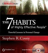Buchseite und Rezensionen zu 'The 7 Habits Of Highly Effective People' von Stephen R. Covey