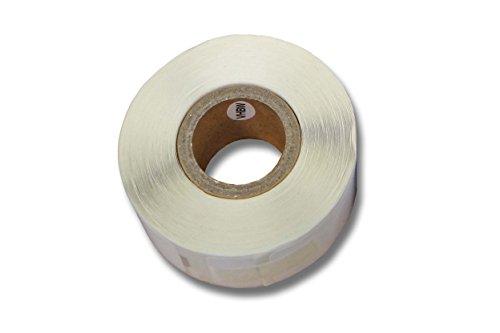 vhbw Etikettenband Beschriftungsband 25x54mm für Dymo Labelwriter LW450, LW450 Duo, LW450 Twin Turbo, SE300 wie 11352.