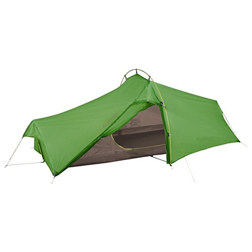 31kWw2I1poL. SS500  - VAUDE Unisex's Power Lizard SUL 1-2P Tent, Cress Green, One Size