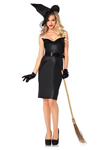 Leg Avenue 85239 - Kostüm für Erwachsene, Größe S, schwarz