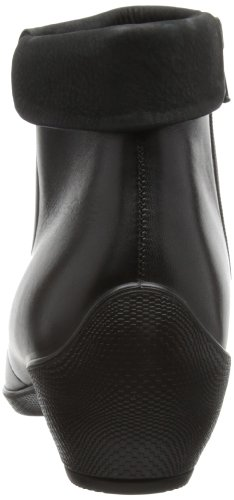 Ecco Ecco Sculptured Ankle Boot, Bottes femme Noir - Black/Black