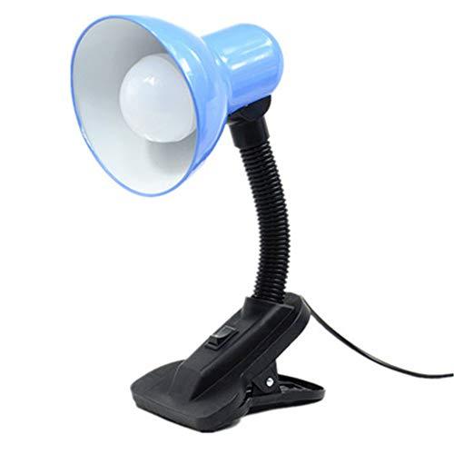 Clip Art Tischlampe Mit Birne Nachttischlampe Leseschreibtisch Lesen Kleine Tischlampe Student Desktop-Lernlampe Arbeitslampe Schlafzimmer Nachttischlampe Dekorative Beleuchtung Kleine Tischlampe