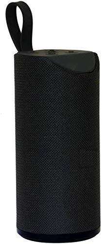 WILES TG113 Super Bass Splashproof Wireless Bluetooth Speaker (Black)
