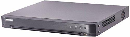 HIKVISION H.265ds-7216hqhi-k2+ 16CH Turbo HD DVR mit 2CH IP (bis zu 4MP IP-Kamera) unterstützt bis zu 4MP HD-tvi AHD (3MP Nur CH1~ CH4), 2MP HD-cvi, CVBS, 2SATA für HDD (HDD Nicht Enthalten) (16 Ch Dvr)