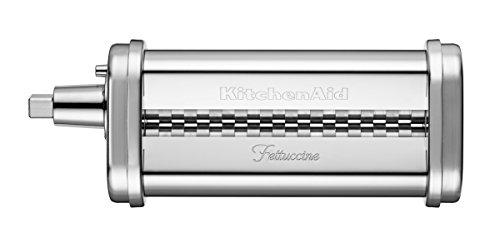 31kXSmUQ22L - KitchenAid 5KSMPRA Pasta Sheet Roller and Cutter Set, 3-Piece (Optional Accessory for KitchenAid Stand Mixers)