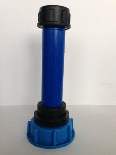 Manchon cMS60290R83 dN32 avec tube en plastique 100 mm (1 \
