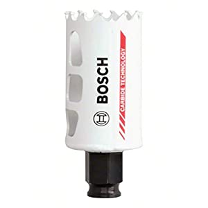 Bosch Professional Endurance for Heavy Duty Sierra de corona de carburo (Ø 44 mm, accesorios para taladro)