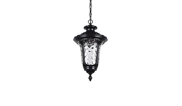 Lampade A Sospensione Allaperto : Gyp retro lampadario all aperto impermeabile giardino esterno
