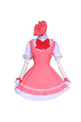 Cardcaptor Sakura Sakura Kinomoto Rosa Kleid mit Hut -