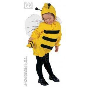 Größe Kostüme Kind Biene (Kinder-Kostüm-Set Kleine Biene, Größe 104/110 (3-4)