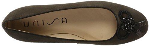 Unisa Dolada_KS_PA, Scarpe con Tacco Donna Grigio (Rhino)
