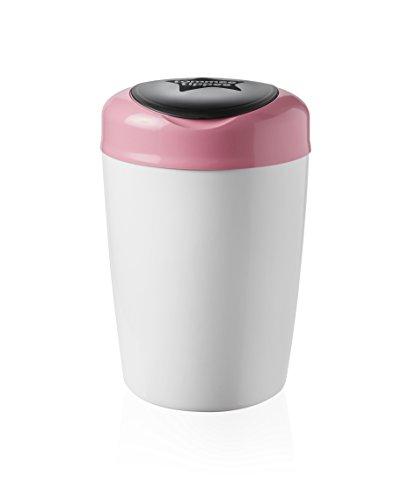 *Tommee Tippee 87003102 Simplee Sangenic-Windeleimer, rosa*