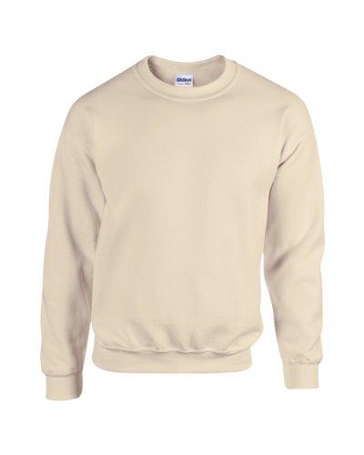 Gildan Blend TM Crew Neck Sweatshirt Erwachsene Sand L L,Sand -