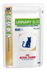 Royal Canin Urinary Moderate Calorie Lachs, 1er Pack (1 x 4.8 kg)