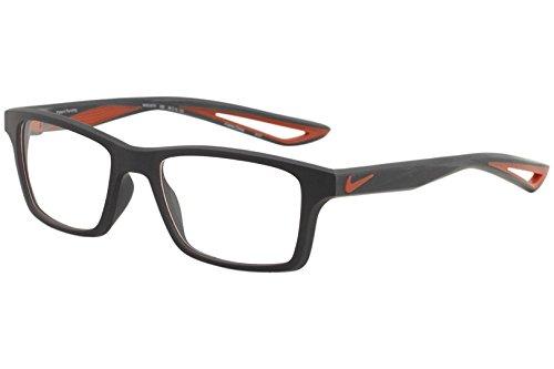 Nike Unisex-Kinder Brillengestelle 4679 408 48, Squadron Bluette/Max Orange