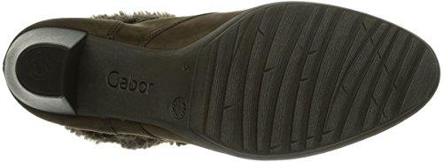 Gabor Shoes 95.794.18 Damen Kurzschaft Stiefel Braun (moro/braun)