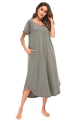 YOZLY Silber Groesse XX-Large US / - Knit Womens Pyjamas