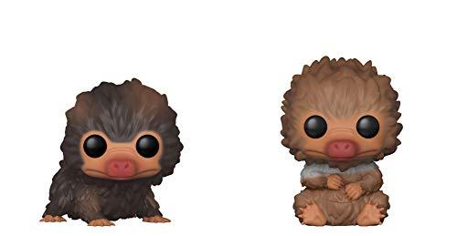 Funko Baby Nifflers Figurina de Vinillo, Colección Animales Fantásticos 2 POP Movies, 9 cm, (32755)