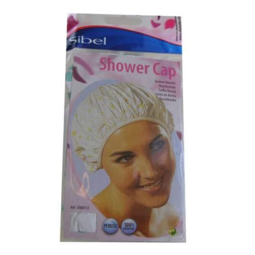 Sibel - Bonnet Douche Plastique Imprimé